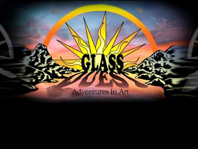 Mark A. Ellinger/Glass Quest Hand Blown Art Glass Studio - Get Blown Away, Take the Adventure in Art
