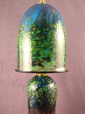 SAC#727 #04282001 table lamp 23''Hx9''W $1100