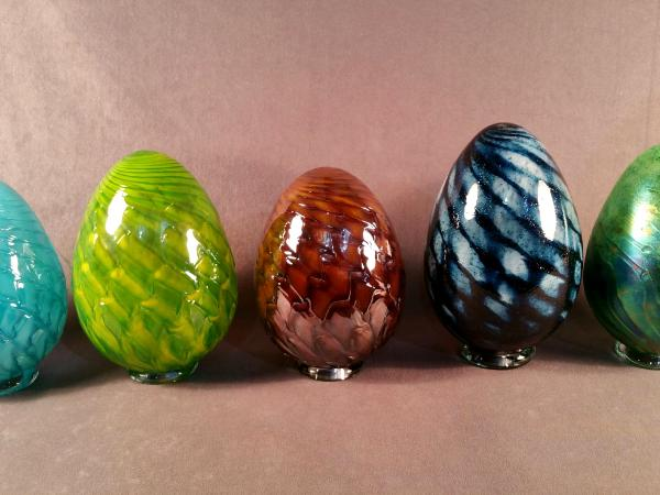 new dragon eggs available - Mark A  Ellinger/Glass Quest