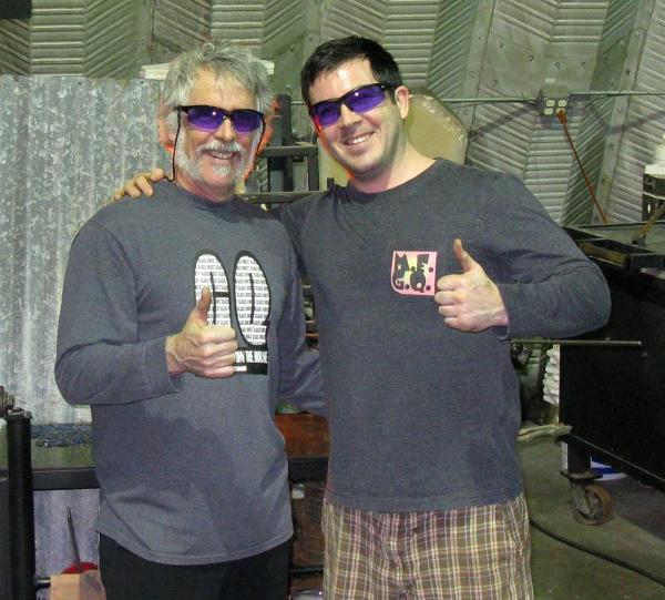 Mark & Marcus Ellinger